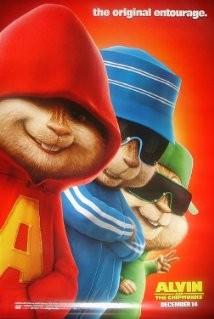 Alvin a Chipmunkové online