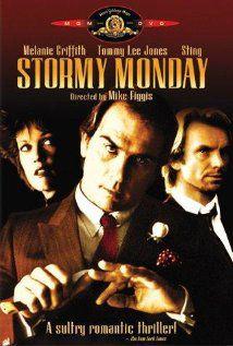 Bouřlivé pondělí