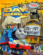 Lokomotiva Tomáš: Diesel má slavný den