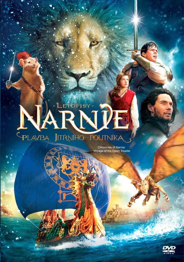 Narnia: Dobrodružstvá lode Ranný pútnik (2010) The Chronicles of Narnia: Voyage of the Dawn Treader, Letopisy Narnie: Plavba Jitřního poutníka