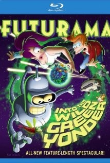 Futurama: Fialový trpaslík