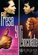 Jahody a čokoláda