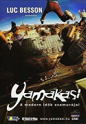Yamakasi – moderní samurajovia