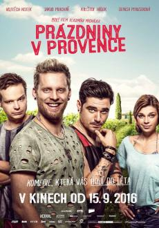 Prázdniny v Provence (2016)