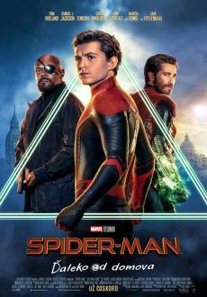 Spider-Man: Ďaleko od domova (2019)