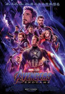 Avengers: Endgame (2019) CZ Dabing