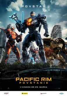 Pacific Rim: Povstanie (2018)