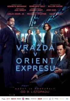 Vražda v Orient exprese (2017) online