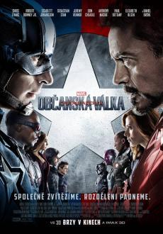 Captain America: Občianska vojna (2016)