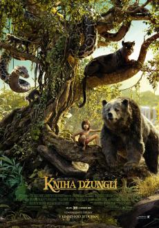 Kniha džungle (2016)