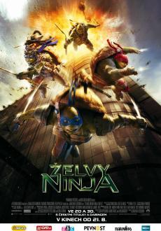 Ninja korytnačky (2014)