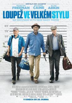Loupež ve velkém stylu (2017)