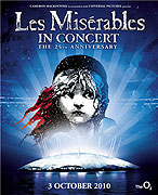 Les Misérables - koncert z Londýna
