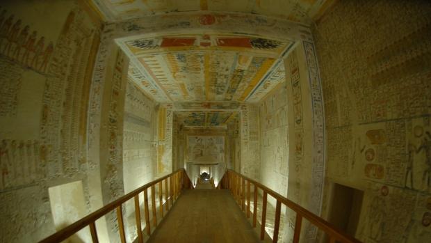 Egyptské podsvětí - Stezka na věčnost