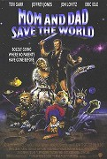 Máma a táta zachrání svět