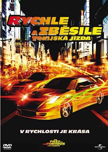 Rýchlo a zbesilo: Tokijská jazda (2006) The Fast and the Furious: Tokyo Drift, Rychle a zběsile: Tokijská jízda
