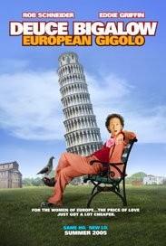 Deuce Bigalow: Evropský gigolo